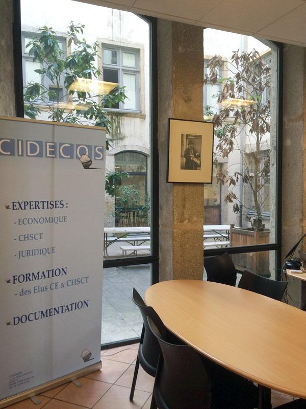 Bureaux Cidecos